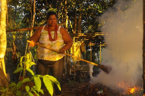 Cacique Jamopoty Tupinambá